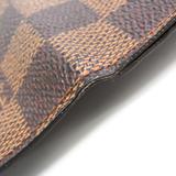 ルイ・ヴィトン(Louis Vuitton) ダミエ ミュルティクレ4 N62631 ユニセックス ダミエキャンバス キーケース エベヌ