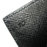 プラダ(Prada) マネークリップ 2MC047 Saffiano Metal カードケース Nero(ネロ)