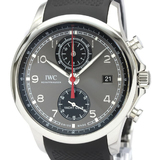 IWC Portugieser Automatic Stainless Steel Men's Sports Watch IW390503