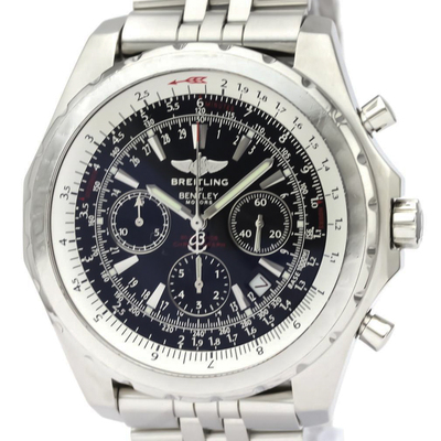 Breitling Bentley Automatic Stainless Steel Men's Sports Watch A25363