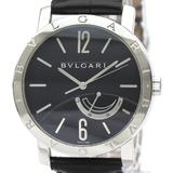 Bvlgari Bvlgari Bvlgari Mechanical Stainless Steel Men's Dress Watch BB41SL