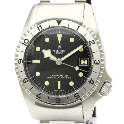 Tudor Black Bay Automatic Stainless Steel Men's Sports Watch 70150