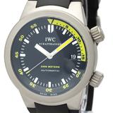 IWC Aquatimer Automatic Titanium Men's Sports Watch IW353804