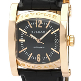 Bvlgari Assioma Automatic Pink Gold (18K) Men's Dress Watch AAP44G