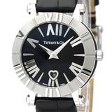 Tiffany Atlas Quartz Stainless Steel Women's Dress Watch Z1300.11.11A10A71A