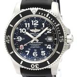 ブライトリング(Breitling) スーパーオーシャン 自動巻き ステンレススチール(SS) メンズ スポーツウォッチ A17392