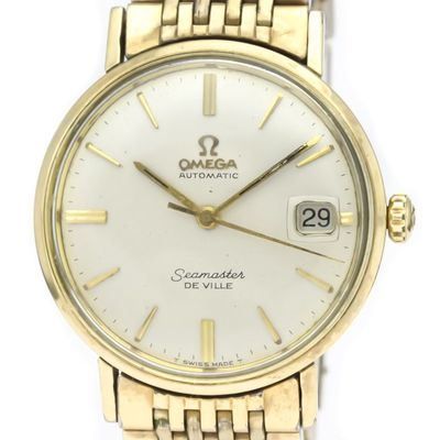 Omega Seamaster Automatic Gold Plated Men's Dress/Formal KL6292