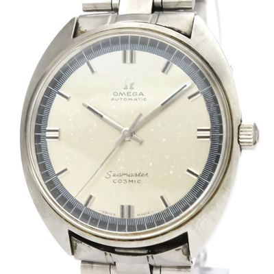Omega Seamaster Automatic Stainless Steel Men's Sports Watch 165.026