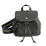 Jimmy Choo SUKI Women's Leather Backpack Black