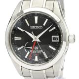セイコー(Seiko) グランドセイコー スプリングドライブ ステンレススチール(SS) メンズ ドレスウォッチ SBGE211(9R66-0AC0)