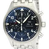IWC Pilot Watch Automatic Stainless Steel Men's Sports Watch IW377710