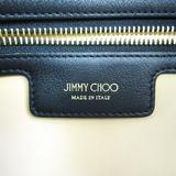 ジミーチュウ(Jimmy Choo) レディース レザー ショルダーバッグ ブラック