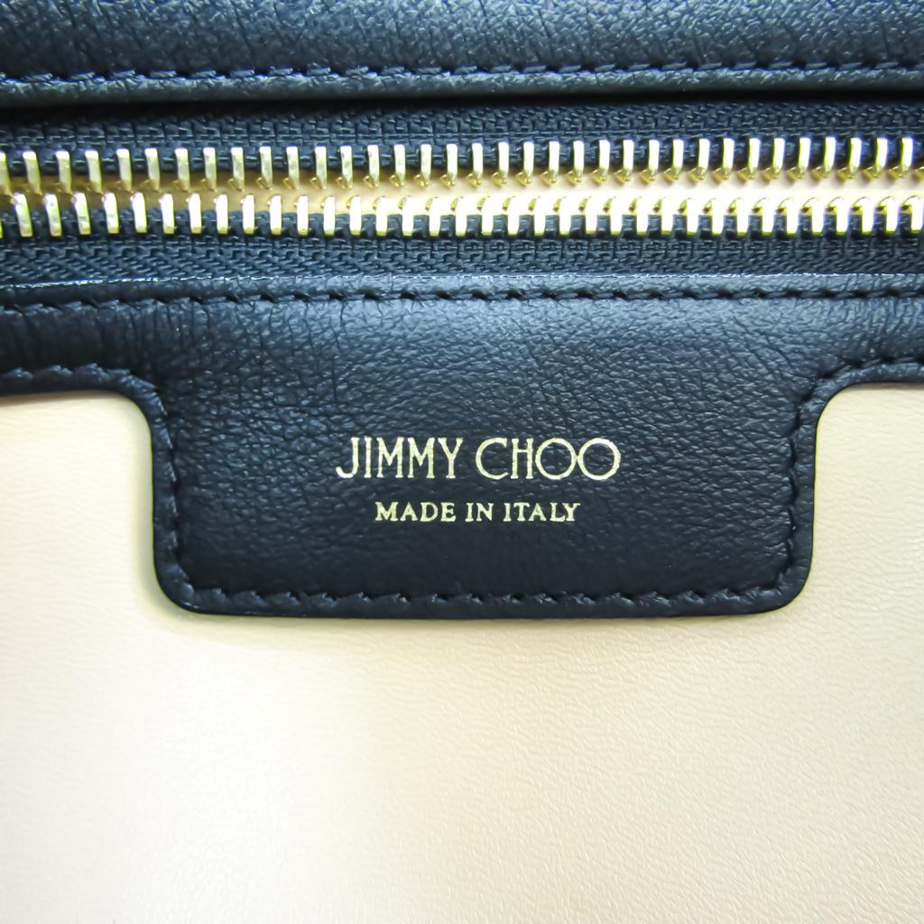 Jimmy Choo Women's Leather Shoulder Bag Black