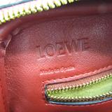 ロエベ(Loewe) アマソナ 75 アナグラム 301.55.L01 レディース レザー ハンドバッグ,ショルダーバッグ ダークレッド