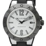 Bvlgari Diagono Automatic Ceramic,Magnesium Men's Sports Watch DG41SMC