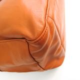 ポーター(Porter) ユニセックス コーティングキャンバス ハンドバッグ ブラウン