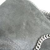 ステラ・マッカートニー(Stella McCartney) FALABELLA ミニ 371223 W9132 レディース ポリエステル ハンドバッグ,ショルダーバッグ ブラック