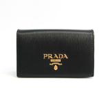 プラダ(Prada) 1MC122 レザー カードケース Nero(ネロ)