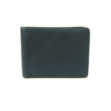 Louis Vuitton Damier Infini Portofeuil Multipuru N63123 Men's Damier Infini Bill Wallet (bi-fold) Cosmos
