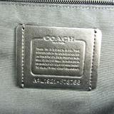 コーチ(Coach) シグネチャー スリム F78756 ユニセックス レザー,コーティングキャンバス リュックサック ベージュ,ブラック
