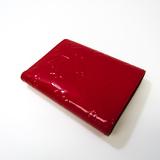 ルイ・ヴィトン(Louis Vuitton) モノグラムヴェルニ ポルトフォイユ ヴィクトリーヌ M62429 レディース モノグラムヴェルニ 財布(三つ折り) スリーズ