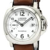 Officine Panerai Luminor Automatic Stainless Steel Men's Sports Watch PAM00049