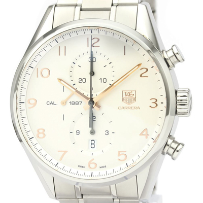 TAG HEUER Carrera 1887 Chronograph Automatic  Watch CAR2012