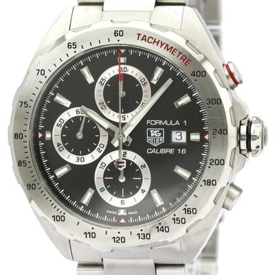 TAG HEUER Formula 1 Calibre 16 Chronograph Mens Watch CAZ2010