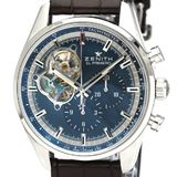 Zenith Chronomaster Automatic Stainless Steel Men's Sports Watch 03.20416.4061