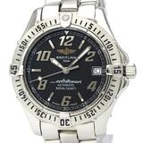 【BREITLING】ブライトリング コルト オートマティック ステンレススチール 自動巻き メンズ 時計 A17350