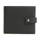 サン・ローラン(Saint Laurent) 507618 ユニセックス  型押しカーフ 財布(二つ折り) ブラック