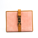 Gucci Jackie Compact Size Planner Cover Beige,Pink 031-2888