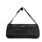 グッチ(Gucci) シェリーライン 92820 レディース デニム,レザー/ウェビング ハンドバッグ,ポーチ ブラック