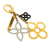 ルイ・ヴィトン(Louis Vuitton) ビジューサック・タパージュ M65722 キーホルダー (ゴールド,ガンメタル)