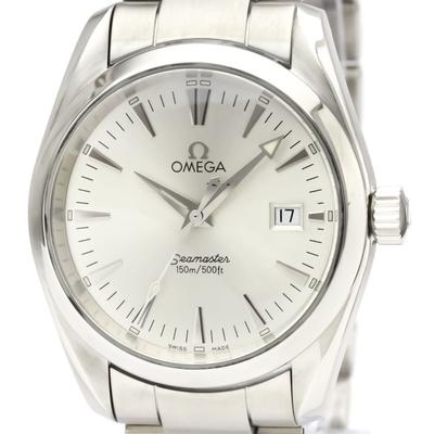 OMEGA Seamaster Aqua Terra Steel Quartz Mens Watch 2518.30