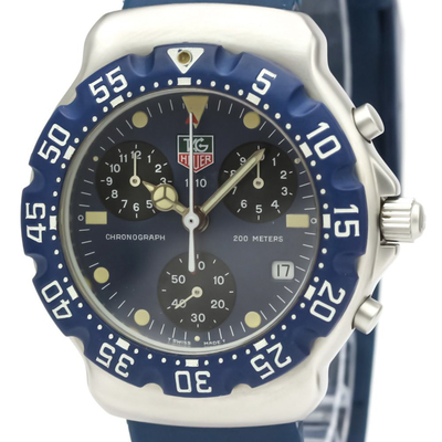 Tag Heuer Formula 1 Quartz Stainless Steel Men's Sports Watch 570.513