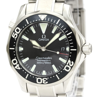 OMEGA Seamaster Professional 300M Steel Mid Size Watch 2262.50