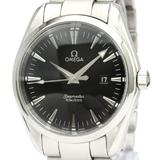 OMEGA Seamaster Aqua Terra Steel Quartz Mens Watch 2517.50