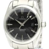 OMEGA Seamaster Aqua Terra Steel Quartz Mens Watch 2518.50