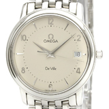 Omega De Ville Quartz Stainless Steel Men's Dress Watch 4510.30