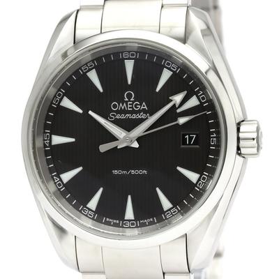 OMEGA Seamaster Aqua Terra Mens Watch 231.10.39.60.06.001