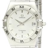 OMEGA Constellation Stainless Steel Quartz Mens Watch 1512.30