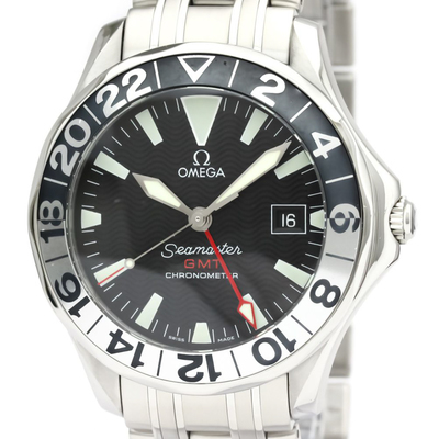 OMEGA Seamaster GMT 50th Anniversary Automatic Watch 2534.50