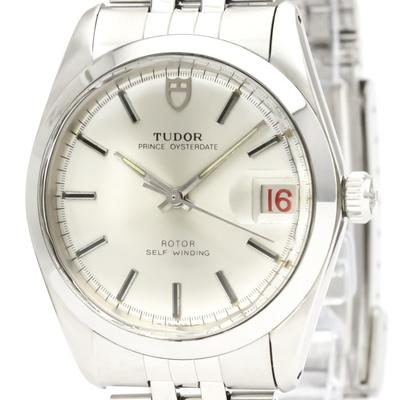 Tudor Oyster Mechanical Stainless Steel Men's Dress Watch 7992/0