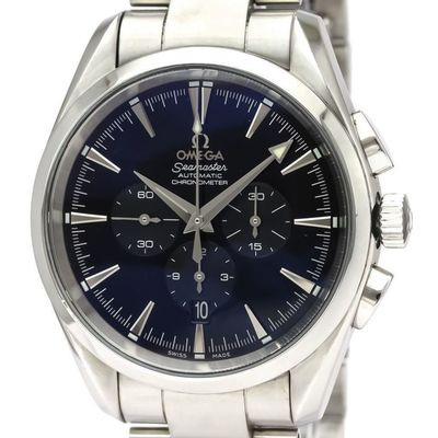 Omega Seamaster Automatic Stainless Steel Men's Sports Watch 2512.50