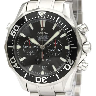 OMEGA Seamaster Professional 300M Chronograph Watch 2594.52