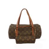 Auth Louis Vuitton Monogram Papillon 30  M51385 Women's Handbag