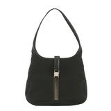 Auth Salvatore Ferragamo Shoulder Bag Women's Nylon Shoulder Bag Black