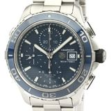 Tag Heuer Aquaracer Automatic Stainless Steel Men's Sports Watch CAK2112