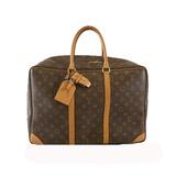 Auth Louis Vuitton Monogram Sirius 45 M41408 Men's Boston Bag,Briefcase,Handbag
